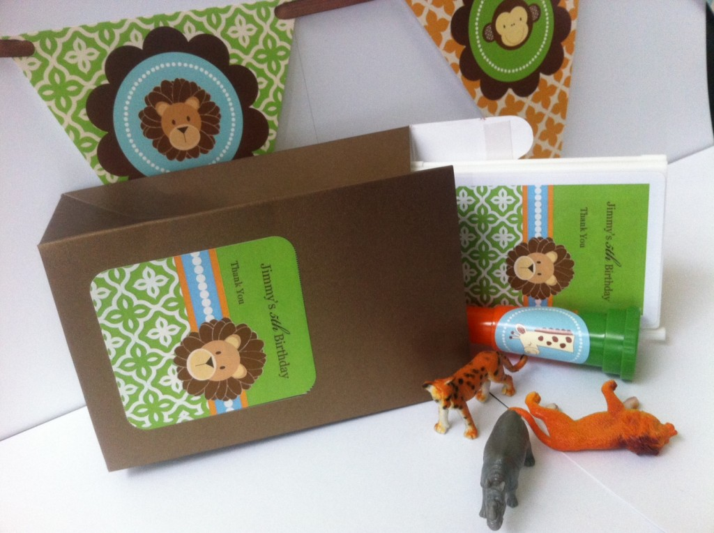 jungle safari mod party kits