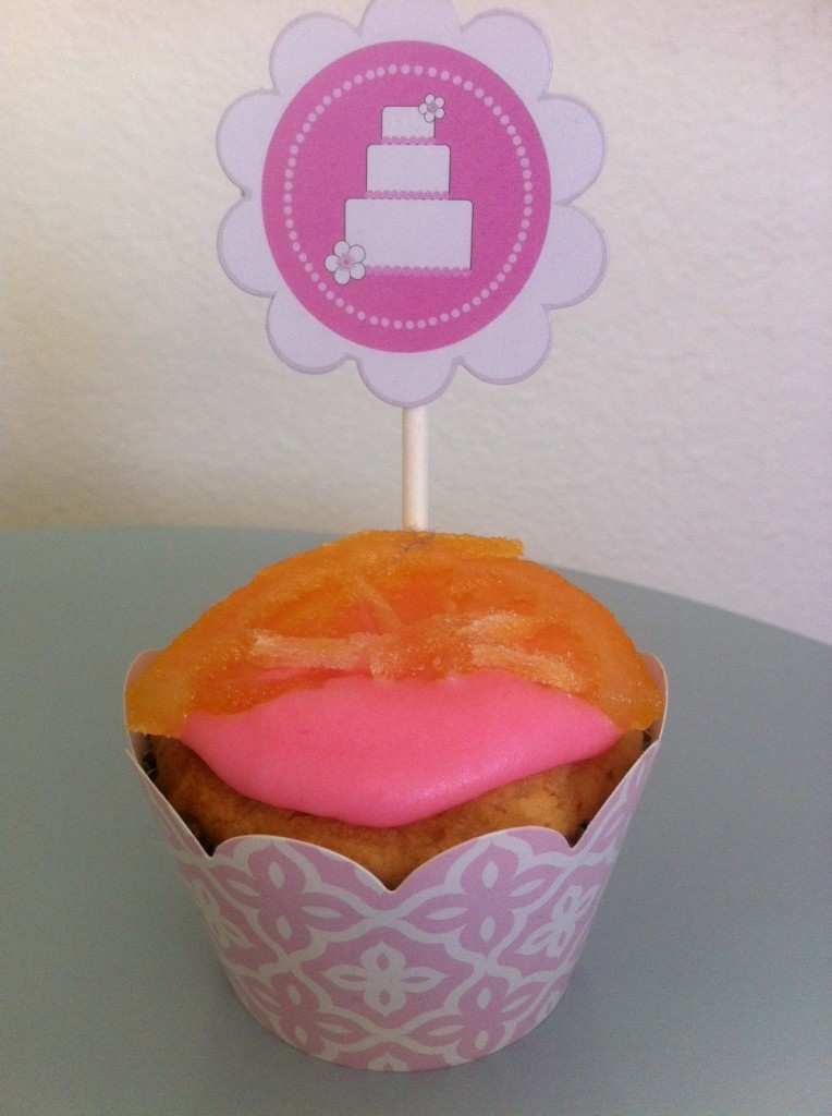 pink cake mod party kit
